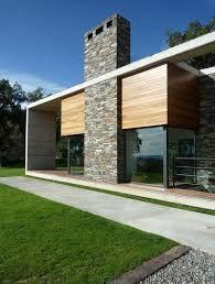 Resultado de imagen de detalles en fachada casas