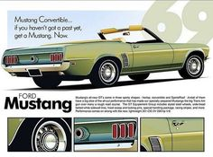 Volkswagen – One Stop Classic Car News & Tips Ford Mustangs, Vintage Advertisements, Vintage Ads, Vintage Posters, Mustang Shelby, 1968 Mustang, Mustang Cars, Bicicletas Raleigh, Ford Mustang Wallpaper