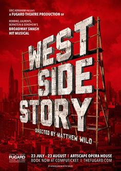 West Side Story | The Fugard Theatre from July 2015