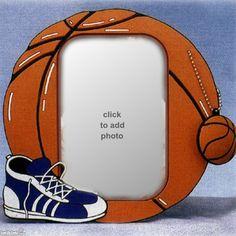 Basketball Rubber Frame