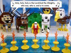 Describing barnabas from the bible