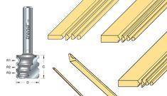 shop for router bits for doll's houses