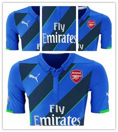 6c12bdf86 leaked Arsenal Puma third soccer jersey for 2014 2015. it is said based on  the
