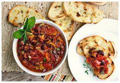 Roasted Tomato Tapenade from @farmgirlsdabble