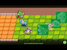Animations for game - gamedev - Perigo no Colégio 2