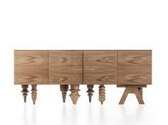 Multileg Sideboard by Jaime Hayón for BD Barcelona Design.