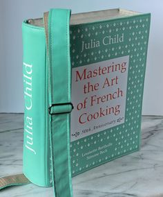 It's a Julia Child custom-made handbag!  - The Culinary Cellar
