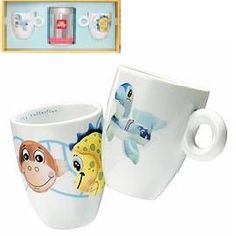 illy collection 2004 New never used in the original gift box with brochure. 1 illy Signed and numbered - Coffee Mug. Disigner: Jeff Koons No coffee included Espresso Cups, Espresso Coffee, Coffee Mugs, Jeff Koons, Cup And Saucer, Tableware, Gifts, Contents, Collection