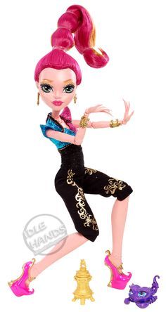 Gigi Grant - Monster High