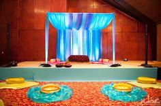 Reshma and Bilal; Mehndi at Zyka Banquet Hall » Uzbin Photography