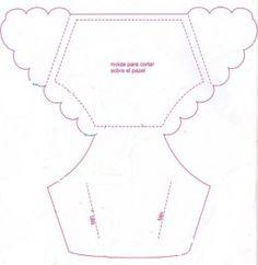 moldes de tarjetas para baby shower (1)                                                                                                                                                                                 Más
