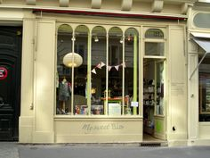 My Sweet Bio, a baby shop in Paris