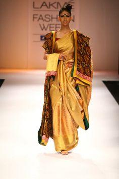 Gaurang Shah LakmeFashionWeekWinterFestive2012_1