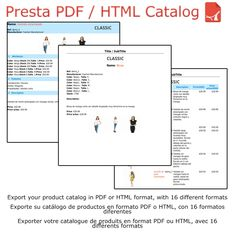 Updated PDF/HTML export module for #PrestaShop 1.7 https://catalogo-onlinersi.net/en/modules-prestashop/50-presta-pdf-html-catalog-evolution.html