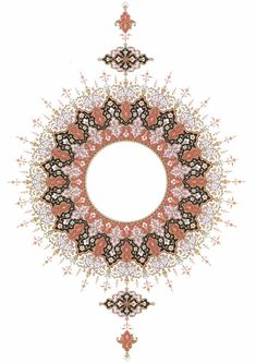 Persian Design 16
