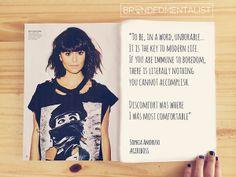 #girlboss - Sophia Amoruso, CEO of Nasty Gal