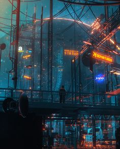 Cyberpunk City, Cyberpunk Kunst, Cyberpunk Aesthetic, Arte Sci Fi, Sci Fi Art, Up Imagenes, Zack Snyder Justice League, Information Architecture, Future City