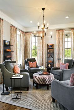 Seatinf · Family RoomsHome DecorHomemade Home DecorHouse DesignLiving ...