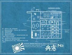 #WALKURE #JUEGO #ROL #SCIFI #CROWDFUNDING - Walküre es un juego de rol de ciencia ficción transhumanista, realista y duro, que parte de una elaborada historia contrafactual desarrollada a partir de un desenlace alternativo, pero plausible, de la Segunda Guerra Mundial. plano mapa map blueprint +INFO http://www.walkure.es Crowdfunding verkami http://www.verkami.com/projects/7119-walkure-el-juego-de-rol