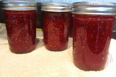 Raspberry Green Chile Jam. Photo by Rita~
