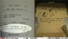 10 Hilarious Delivery Requests