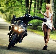 Biker style | #motorcyclegirls | #bikes-n-girls | @housemanc
