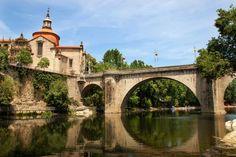 S. Gonçalo Bridge, Amarante, Portugal