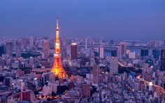 Amazing Photos from Around the Net: Tokyo, Japan, by the night