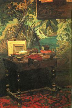 Claude Monet - Coin L'Atelier, 1861