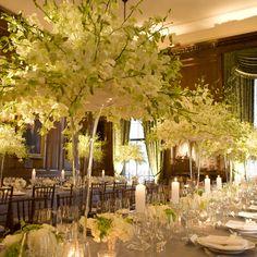 Timeless #wedding design   FRANK ALEXANDER NYC