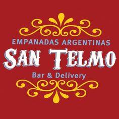 UM PEDACINHO DA ARGENTINA DENTRO DE SÃO PAULO Restaurant Logos, Restaurant Design, Empanadas, Food Truck, Mexican, Neon Signs, Graphic Design, Ideas, Saints