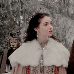 "ladyofvalyria: "" reign fashion meme — my favorite dresses ""►Mary Queen of Scots - royal blood "" "" Reign Mary, Mary Queen Of Scots, Queen Mary, Mary Stuart, Reign Season, Season 1, Adelaide Kane Gif, Anastasia Musical, Queen"