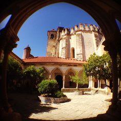 Convent of Christ - UNESCO World Heritage.  Convento de Cristo