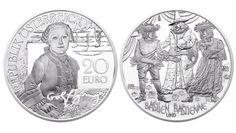 """Zum heutigen 260. Geburtstag von Wolfgang Amadeus Mozart gibt die Münze Österreich dieSerie """"Wolfgang – Amadé – Mozart"""" heraus.Die drei 20-Euro-Silbermünzen werfen drei Schlaglichter auf Leben und Nachleben. Die erste Münze zeigt das Wunderkind Wolfgang (bereits erhältlich), die zweite beleuchtet…"""