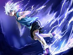 Killua | Hunter x Hunter