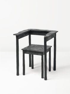 "PHILLIPS : NY050209, Maarten Baas, Unique Richard Hutten ""Table-Chair"""