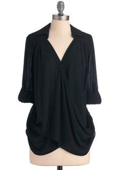 Poetry and Prose Top--slouchy