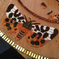 Becky Paton mosaics