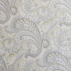 Sarah Richardson's fabric for 2nd bedroom