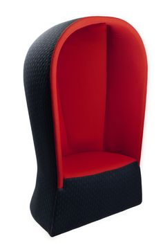 Intimate high back chairs