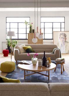 Habitatet ses collaborations emblématiques à l'honneur - Marie Claire Maison