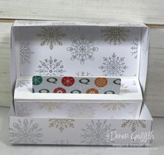 Gift Card Box video - Dawn's Stamping Thoughts