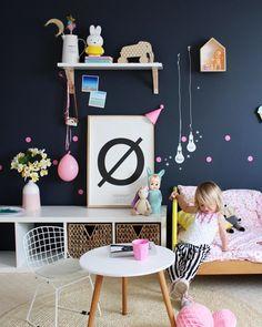 Kids Interiors and Decor - MIMI'lou feature on www.fourcheekymonkeys.com