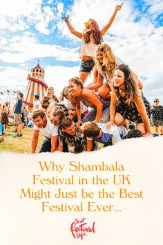 10 Reasons Why Shambala Might Just be the Best Festival Ever... - That Festival Life • Worldwide Festival Blogger Shambala Festival, Uk Festivals, Paddle Board Yoga, Painting People, Culture Travel, Over The Years, Good Things, Adventure, World