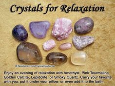 For relaxation!