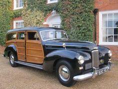 1952 Humber Pullman Warwick