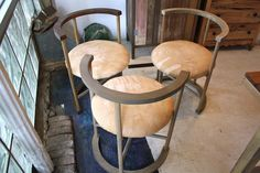 neptune dining chairs   Nightwood. Reclaimed wood. Brooklyn, NY