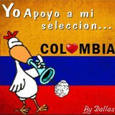 Siempre mi COLOMBIA!!!