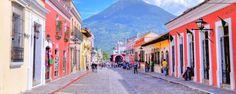 Antigua, Guatemala © Kobby Dagan   Dreamstime 57936395