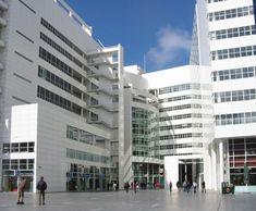 Stadhuis, Den Haag.